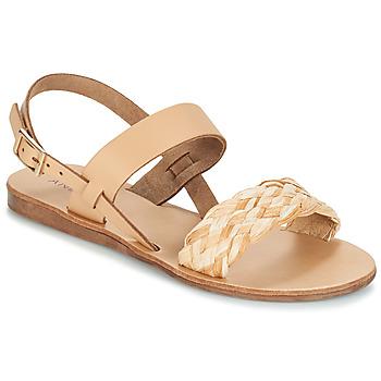 Topánky Ženy Sandále André RAMATUELLA Béžová