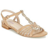 Topánky Ženy Sandále André CALLISTO Béžová / Zlatá