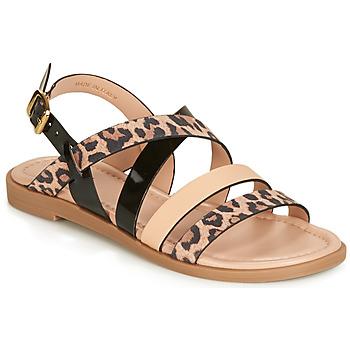 Topánky Ženy Sandále André RADJAH Leopard