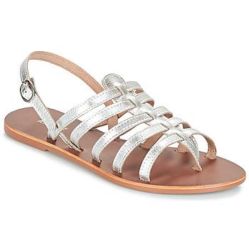 Topánky Ženy Sandále André ROSIANE Strieborná