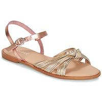 Topánky Ženy Sandále André SOFIA Zlatá