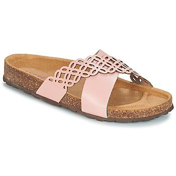 Topánky Ženy Šľapky André ROULADE Ružová