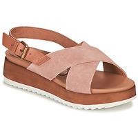 Topánky Ženy Sandále André REINE Ružová