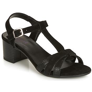 Topánky Ženy Sandále André CAROLA Čierna