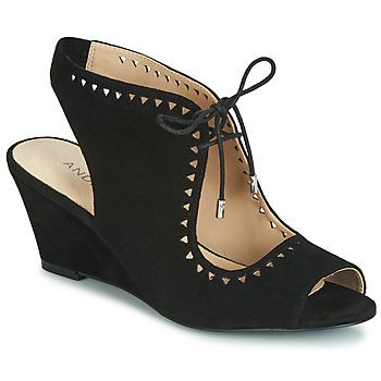 Topánky Ženy Sandále André SCOOP Čierna