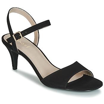 Topánky Ženy Sandále André CELLY Čierna