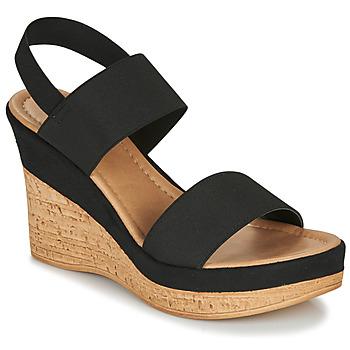 Topánky Ženy Sandále André RATAPLAN Čierna