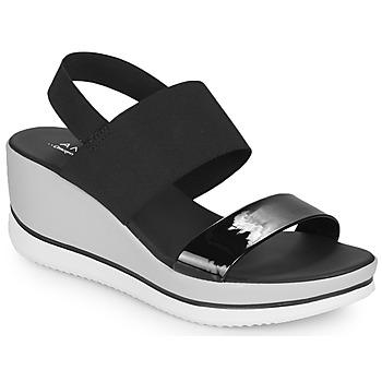 Topánky Ženy Sandále André SAURENZA Čierna