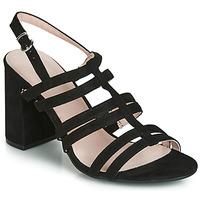 Topánky Ženy Sandále André CAPUCINE Čierna