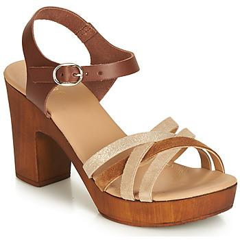 Topánky Ženy Sandále André SCYLLA Béžová