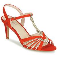 Topánky Ženy Sandále André CALECHE Červená
