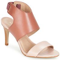 Topánky Ženy Sandále André CASSIOPE Ružová