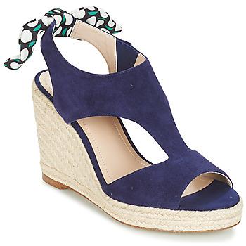 Topánky Ženy Sandále André SWING Modrá