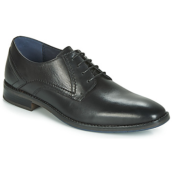 Topánky Muži Derbie André JOSS Čierna