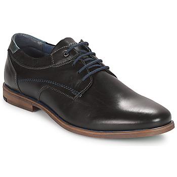 Topánky Muži Derbie André COYOTTE Čierna