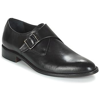 Topánky Muži Derbie André HOLDING Čierna