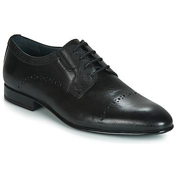 Topánky Muži Derbie André STANDING Čierna