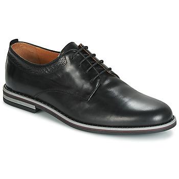 Topánky Muži Derbie André JULIEN Čierna