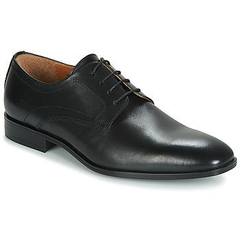 Topánky Muži Derbie André CAROUSO Čierna