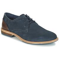 Topánky Muži Derbie André LIBERO Modrá