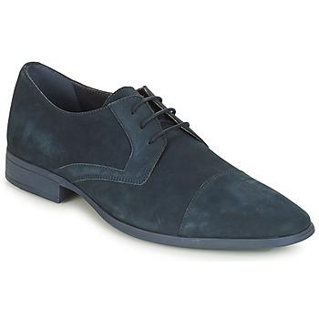 Topánky Muži Derbie André GENOVA Modrá