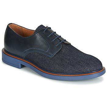 Topánky Muži Derbie André RAMEL Modrá