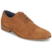 Topánky Muži Derbie André EQUATORIAL Ťavia hnedá
