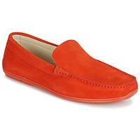 Topánky Muži Mokasíny André BIGOLO Oranžová