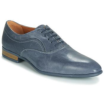 Topánky Muži Richelieu André SILVERSTONE Modrá