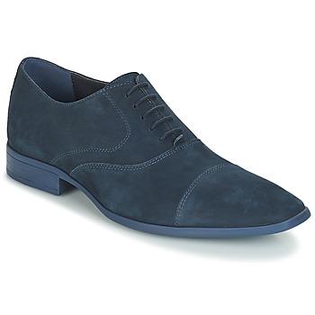 Topánky Muži Richelieu André LAMPEDUSA Modrá