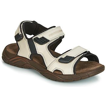 Topánky Muži Sandále André MIAMI Béžová
