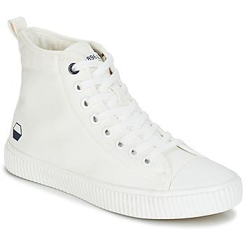 Topánky Muži Členkové tenisky André SUBWAY Biela
