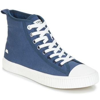 Topánky Muži Členkové tenisky André SUBWAY Modrá
