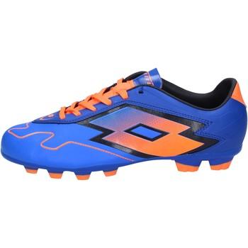 Topánky Muži Futbalové kopačky Lotto BT586 Modrá