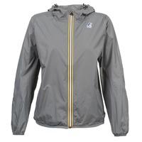 Oblečenie Vetrovky a bundy Windstopper K-Way LE VRAI CLAUDE 3.0 šedá
