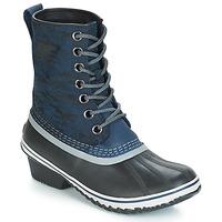 Topánky Ženy Obuv do snehu Sorel SLIMPACK™ 1964 Modrá / Čierna