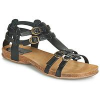 Topánky Ženy Sandále Kickers ANA Čierna