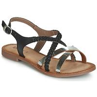 Topánky Ženy Sandále Kickers ETHY Čierna