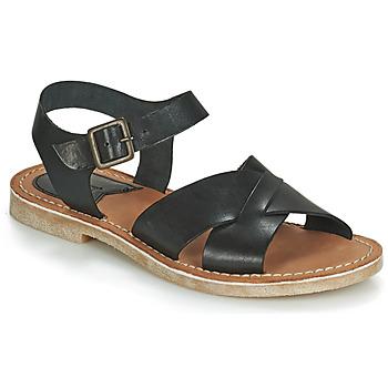 Topánky Ženy Sandále Kickers TILLY Čierna