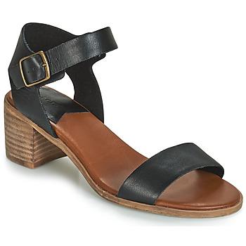 Topánky Ženy Sandále Kickers VOLOU Čierna