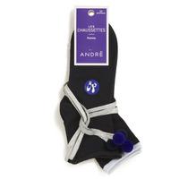 Textilné doplnky Ženy Ponožky André DANSE Námornícka modrá