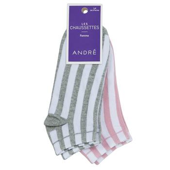 Textilné doplnky Ženy Ponožky André OLIVIA Viacfarebná