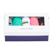 Textilné doplnky Ženy Ponožky André CACTUS Viacfarebná