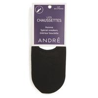 Textilné doplnky Muži Ponožky André TERRY Čierna