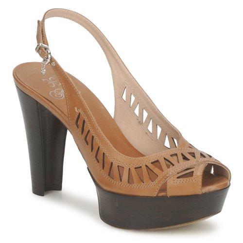 Topánky Ženy Sandále Fabi CALECHE Hnedá