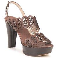 Topánky Ženy Sandále Fabi PANAMA Hnedá