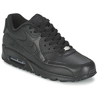 Topánky Muži Nízke tenisky Nike AIR MAX 90 čierna
