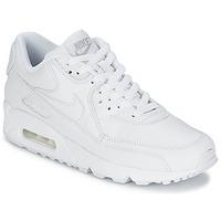 Topánky Muži Nízke tenisky Nike AIR MAX 90 Biela