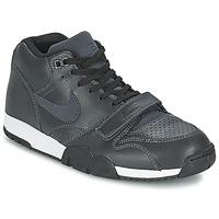 Topánky Muži Nízke tenisky Nike AIR TRAINER 1 MID Čierna