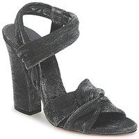 Topánky Ženy Sandále Casadei 1166N122 Čierna